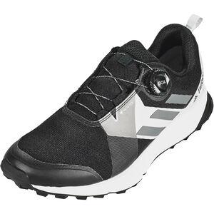 adidas TERREX Two Boa GTX Shoes Herren core black/grey four/ftwr white core black/grey four/ftwr white