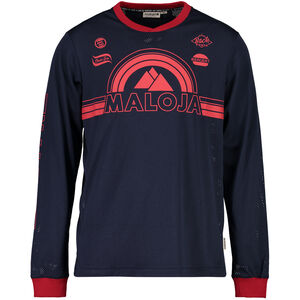 Maloja StronM. Longsleeve Freeride Jersey Herren mountain lake mountain lake