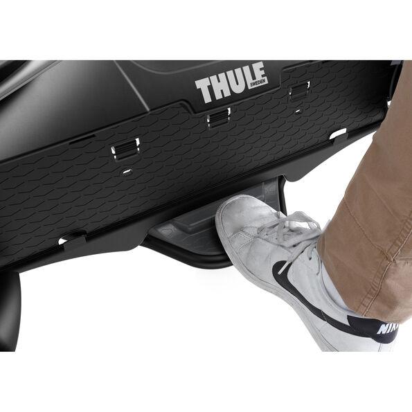 thule velocompact fahrradtr ger f r 3 fahrr der schwarz. Black Bedroom Furniture Sets. Home Design Ideas