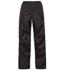 VAUDE Fluid Full-Zip Pants short Damen black black