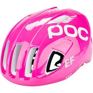 POC Ventral Spin Helmet fluorescent pink bei fahrrad.de Online