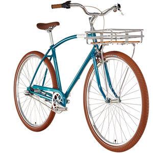 Creme Glider Solo 3-speed 2016 ocean blue bei fahrrad.de Online