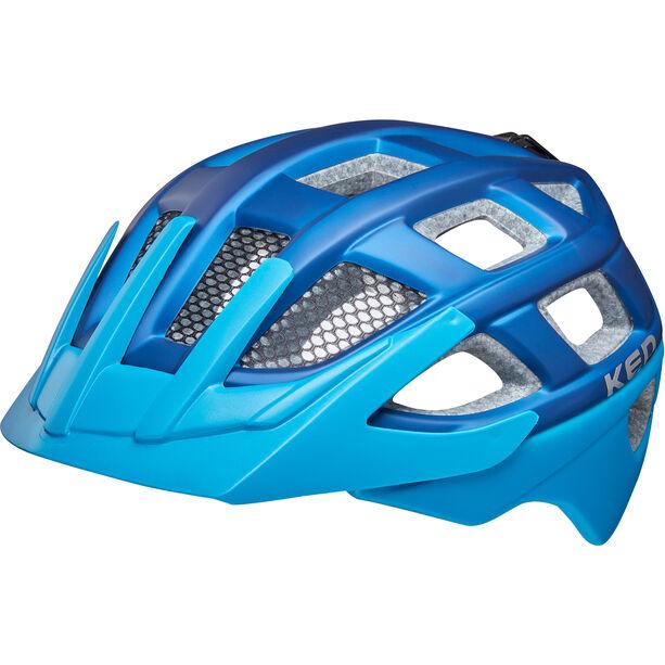 KED Kailu Helm Kinder blue lightblue matt