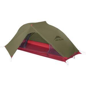 MSR Carbon Reflex 1 V4 Tent green green