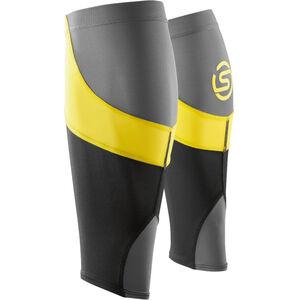 Skins Essentials Calf Tights Unisex MX Black/Citron