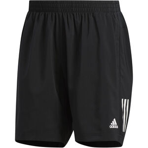 "adidas Own The Run Shorts 7"" Herren black black"