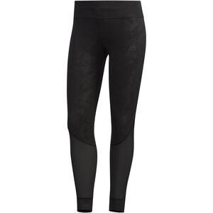 adidas Own The Run 3/4 Hose Damen black black
