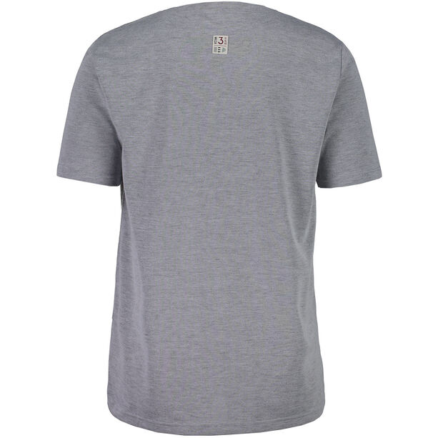 Maloja SassaglM. Shortsleeve Multisport Shirt Herren grey melange