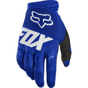 Fox Dirtpaw Race Handschuhe Herren blue/white blue/white