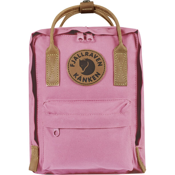 Fjällräven Kånken No.2 Mini Backpack Kinder pink