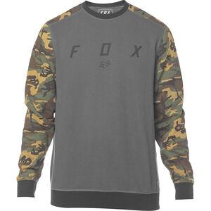 Fox Destrakt Crew Fleece Pullover Herren camo camo