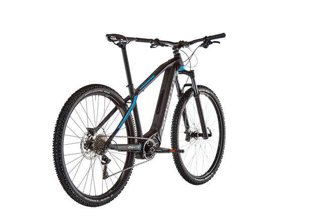 Serious Provo Trail Power 756 Wh black matt