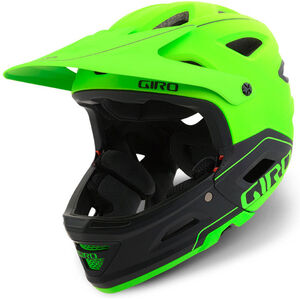 Giro Switchblade MIPS Helmet mat lime/black mat lime/black