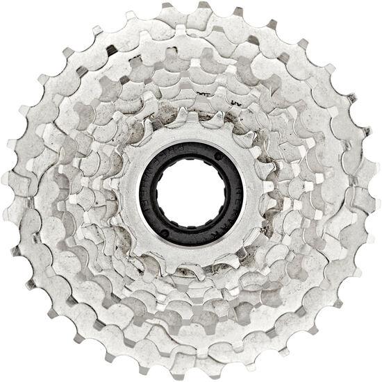 Bike-Parts Freilauf-Schraubzahnkranz für E-Bike 9-fach silber bei fahrrad.de Online