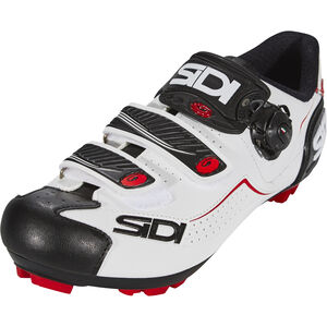 Sidi Trace Shoes Herren white/black/red white/black/red