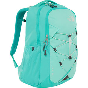 The North Face Jester Backpack Damen retro green/bermuda green retro green/bermuda green