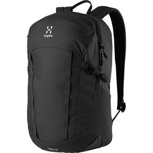Haglöfs Sälg Daypack Large 20l true black true black