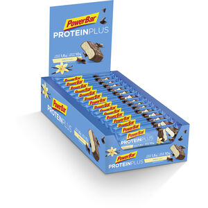PowerBar ProteinPlus Riegel Box Vanilla 30 x 35g