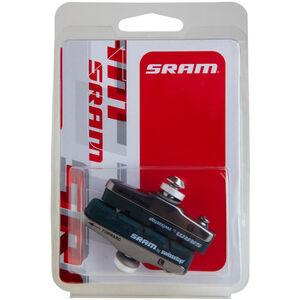 SRAM Force Bremsbeläge mit Halterung schwarz schwarz