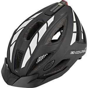 Endura Luminite Helmet black/reflective black/reflective