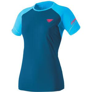 Dynafit Alpine Pro SS Tee Women methyl blue methyl blue