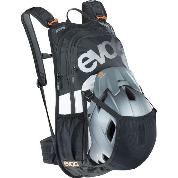 EVOC Stage Team Technical Performance Pack 12l black/white/neon orange
