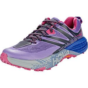 Hoka One One Speedgoat 3 Running Shoes Women Paisley Purple/Ebony