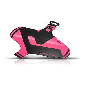 """rie:sel design kol:oss Schutzblech Vorderrad 26-29"""" Large pink pink"""