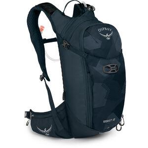 Osprey Siskin 12 Hydration Backpack Herren slate blue slate blue