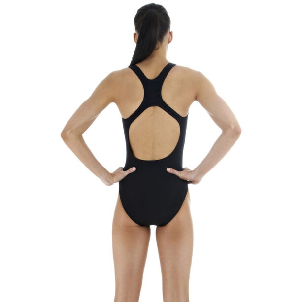 speedo Essential Endurance+ Medalist Swimsuit Damen black