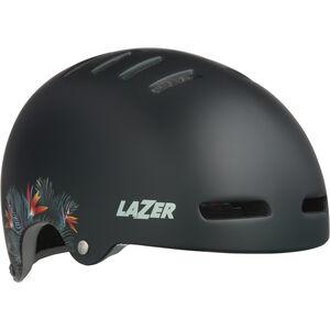 Lazer Armor Helmet matte green flowers matte green flowers