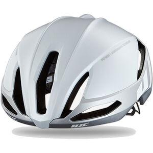 HJC Furion Road Helmet gloss white/silver gloss white/silver