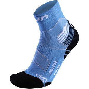 UYN Run Trail Challenge Socks Women Turquoise/White bei fahrrad.de Online