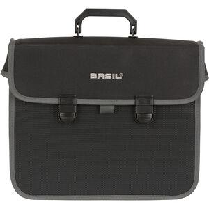 Basil Malaga Seitentasche 13l schwarz schwarz