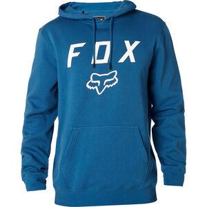 Fox Legacy Moth Fleece Pullover Herren dusty blue dusty blue