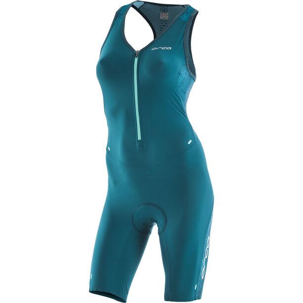 ORCA 226 Kompress Race Suit Damen bl-nv