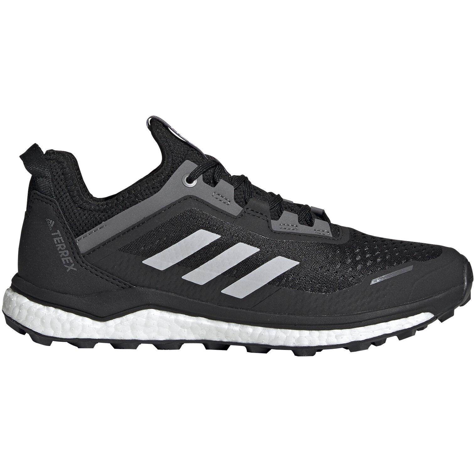 adidas TERREX Agravic Flow Low Cut Schuhe Damen core blackgrey twogrey four