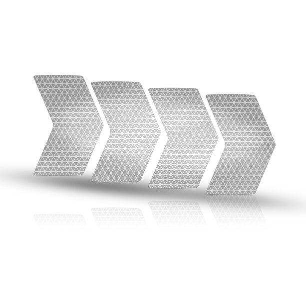 rie:sel design re:flex Reflektierende Aufkleber für Felgen silver