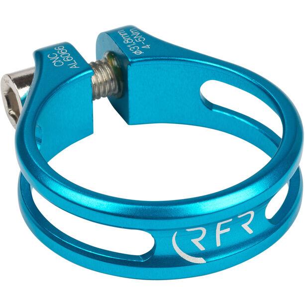 Cube RFR Ultralight Sattelklemme blau