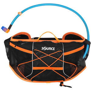 SOURCE Hipster Wave Hydration Belt 1,5l Black bei fahrrad.de Online