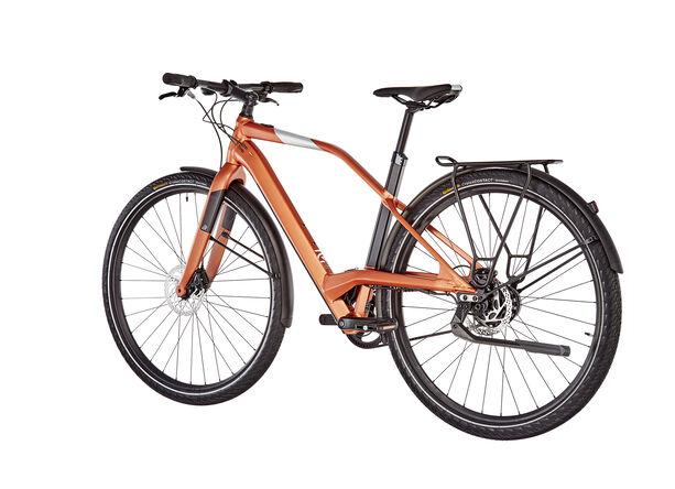 LOGO XD02 ebikemotion E-Bike bronze/black/grey