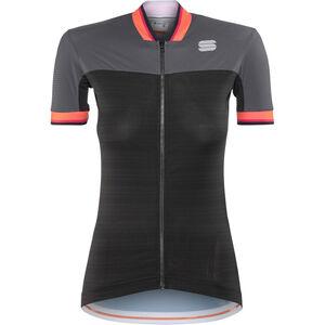 Sportful Grace Jersey Damen black/anthracite black/anthracite