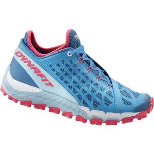 Dynafit Trailbreaker EVO Shoes Women mykonos blue/fluo pink