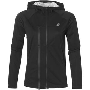 asics Accelerate Jacket Damen performance black performance black