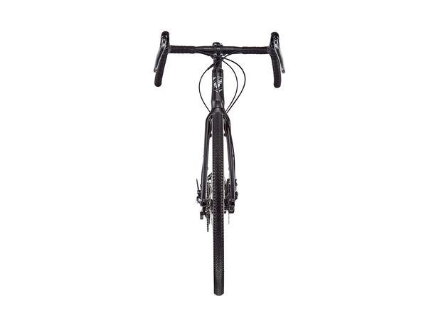 GT Bicycles Grade Elite Herren satin black/grey/gunmetal