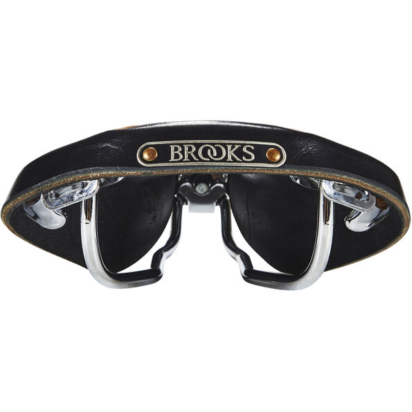 Brooks Team Pro S Chrome Sattel