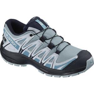 Salomon XA Pro 3D CSWP Shoes Junior cashmere blue/illusion blue/cyan blue bei fahrrad.de Online