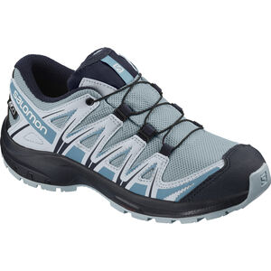 Salomon XA Pro 3D CSWP Shoes Kinder cashmere blue/illusion blue/cyan blue cashmere blue/illusion blue/cyan blue