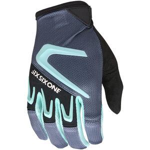 SixSixOne Rage Handschuhe Herren gray gray