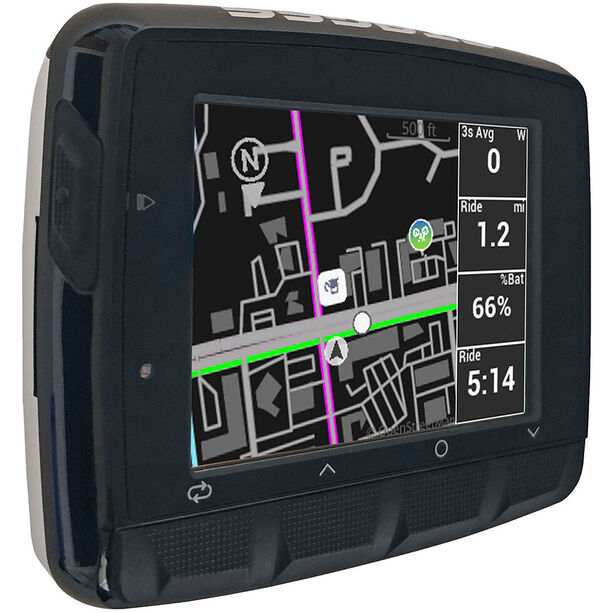 Stages Cycling Dash L50 GPS Fahrradcomputer black